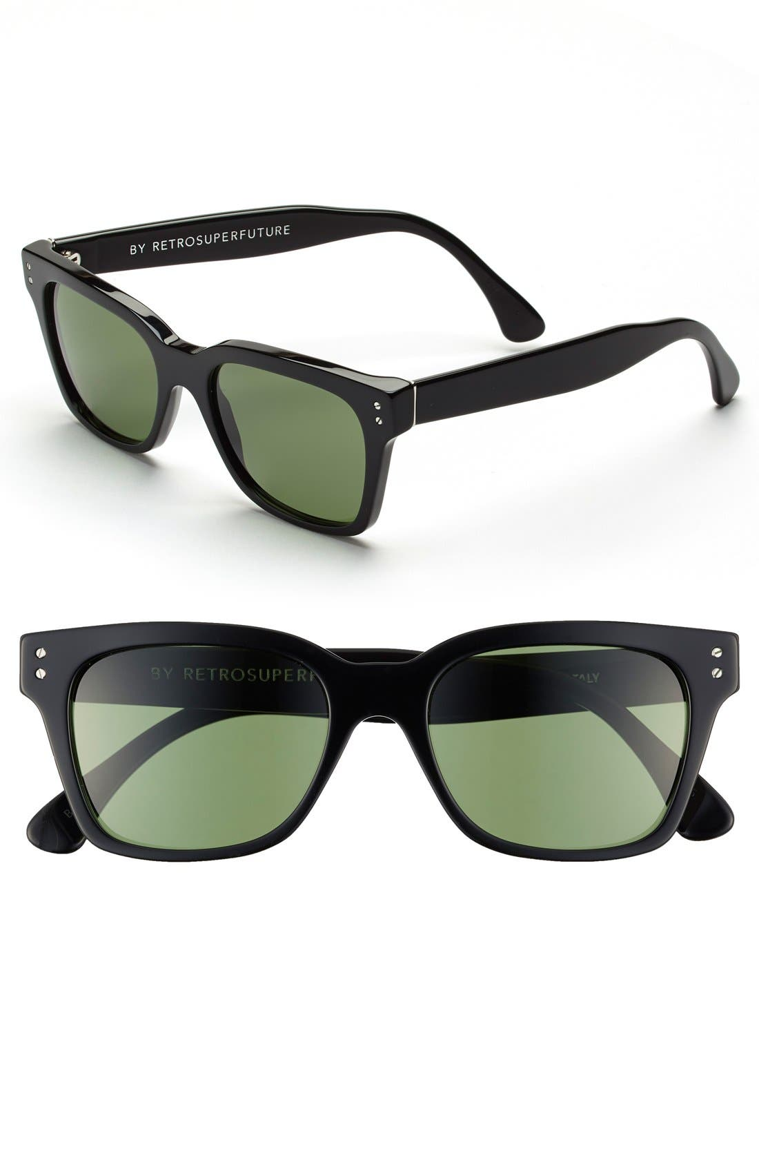 Alternate Image 1 Selected - RETROSUPERFUTURE® 51mm 'America' Sunglasses