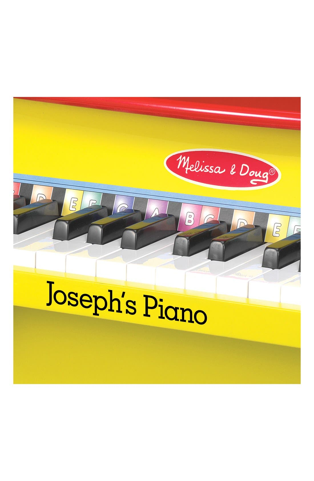 Alternate Image 2  - Melissa & Doug 'Learn-to-Play' Personalized Piano