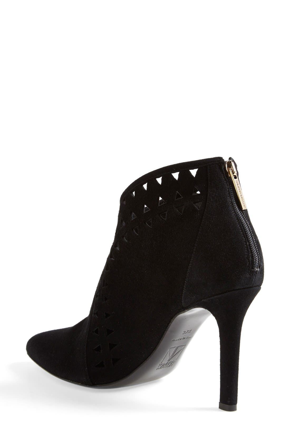 Alternate Image 2  - Tamara Mellon 'French Kiss' Suede Bootie (Women)