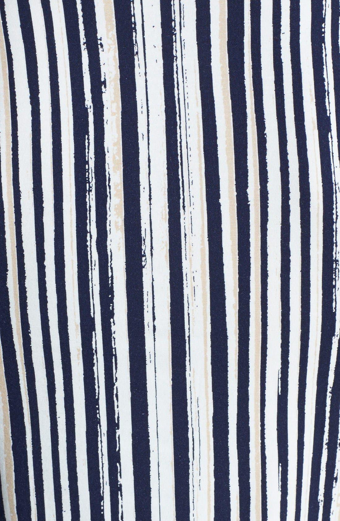 Alternate Image 3  - Tart 'Harli' Stripe Surplice Jumpsuit
