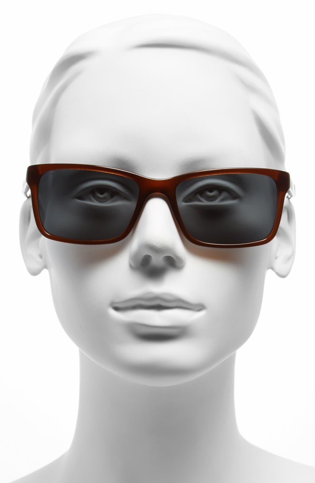 Alternate Image 2  - Burberry 58mm Sunglasses