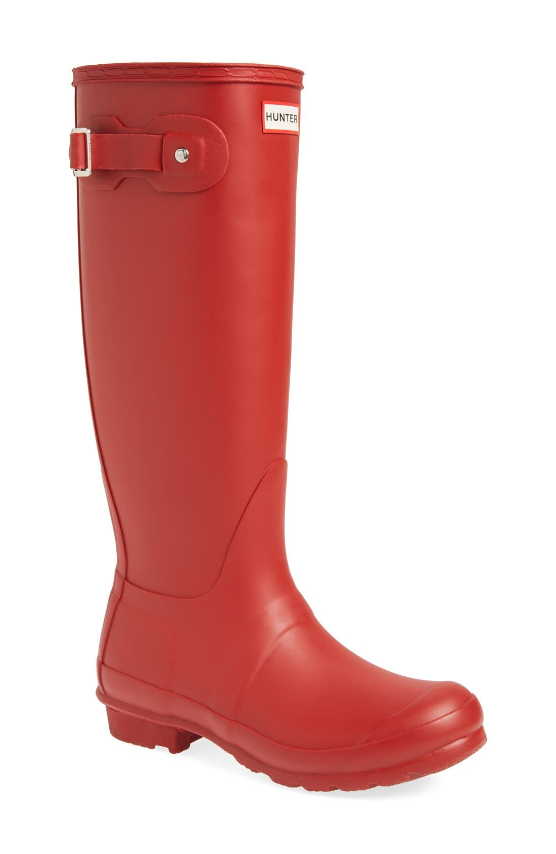Main Image - Hunter 'Original Tall' Rain Boot (Women)