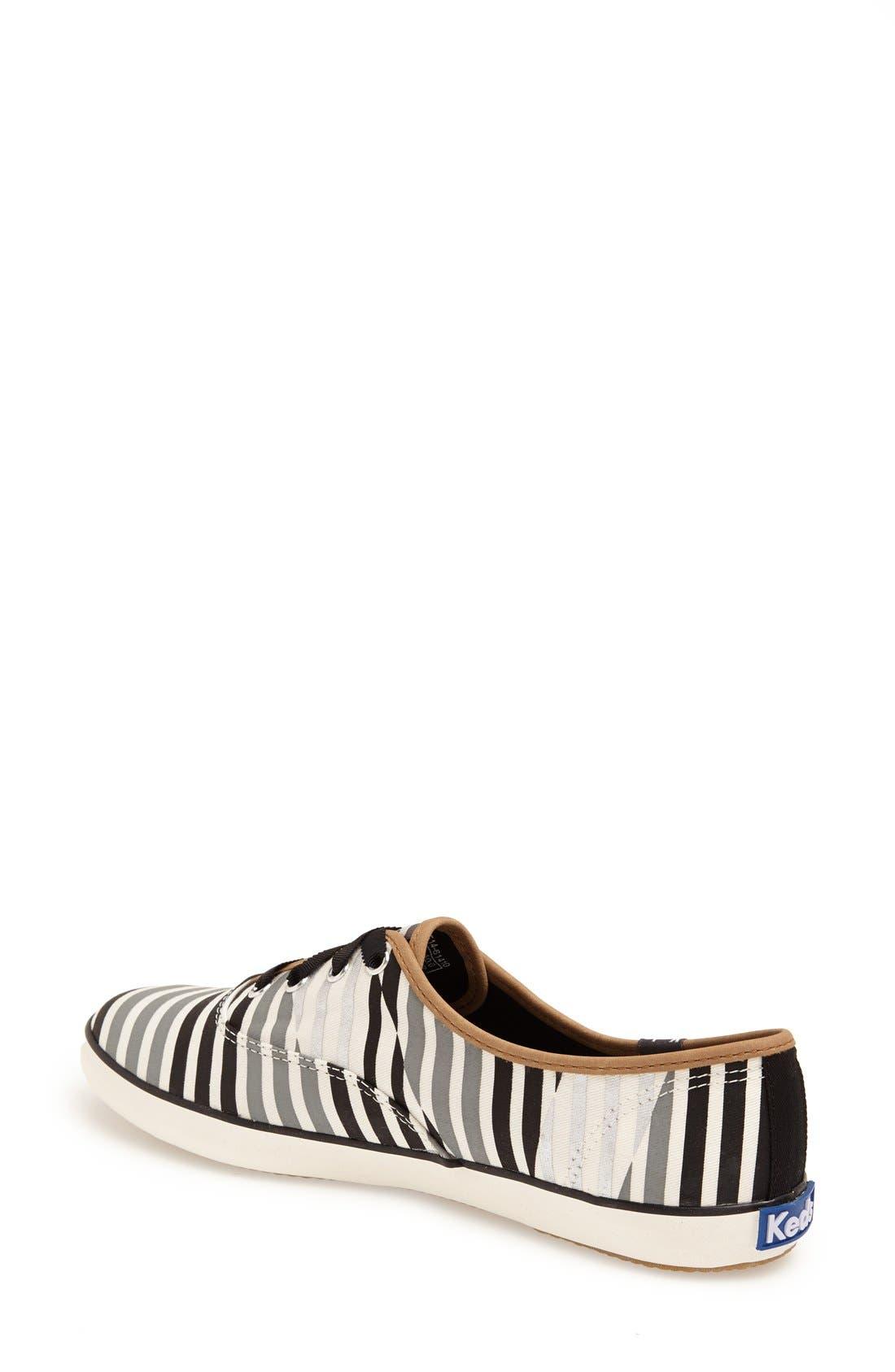 Alternate Image 2  - Keds® 'Champion Stripe' Sneaker (Women)