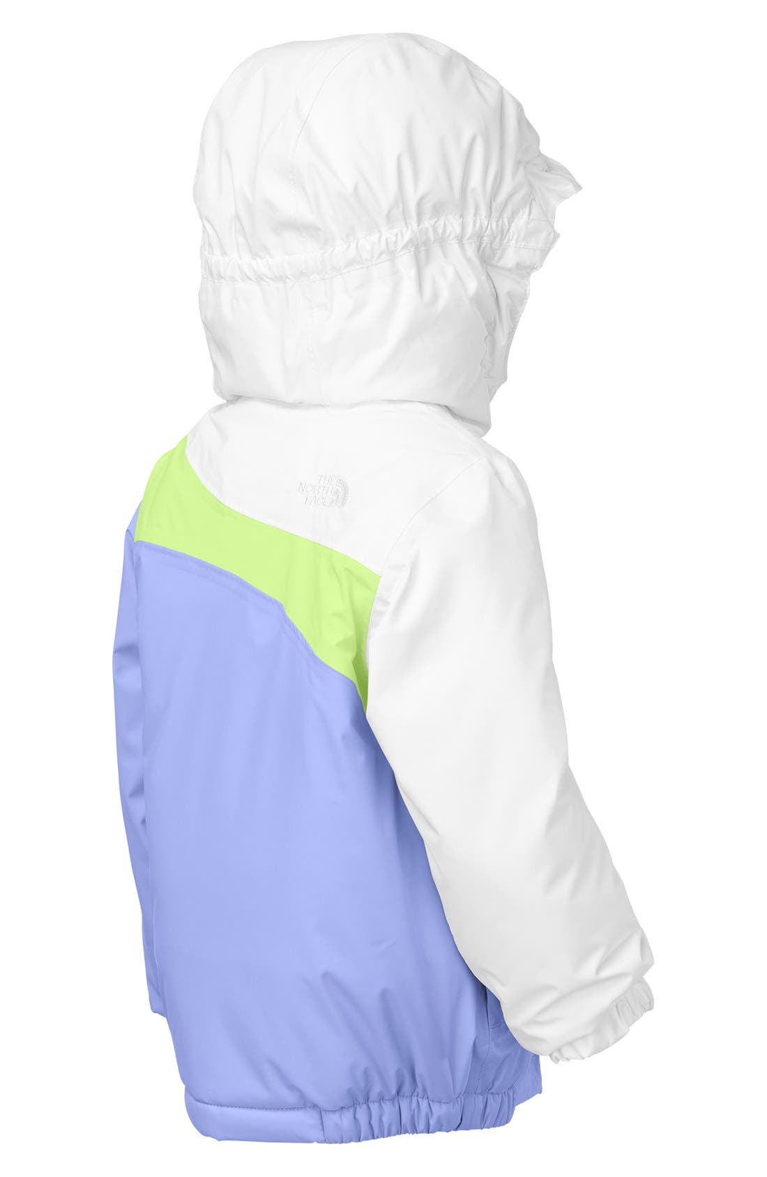 Alternate Image 2  - The North Face 'Poquito' Insulated Jacket (Toddler Girls)