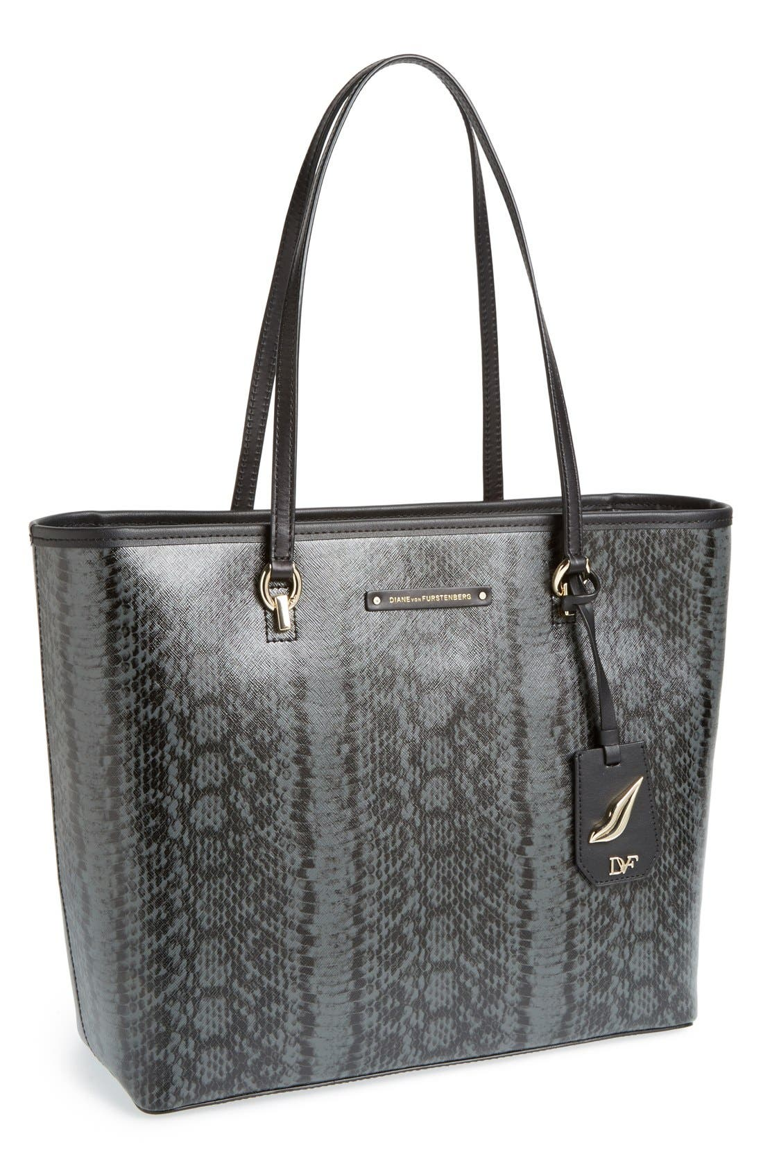 Alternate Image 1 Selected - Diane von Furstenberg 'Sutra - Ready to Go' Tote