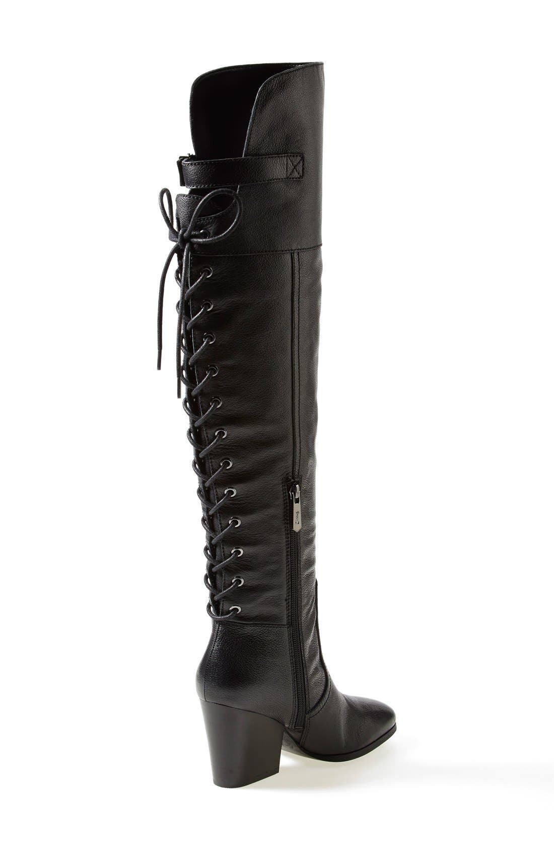 Alternate Image 2  - Circus by Sam Edelman 'Tatum' Over The Knee Boot (Women)