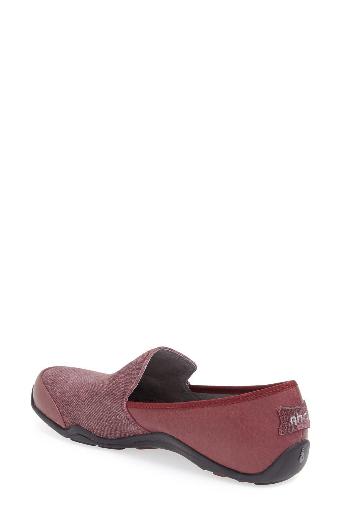 Alternate Image 2  - Ahnu 'Penny' Leather Loafer (Women)
