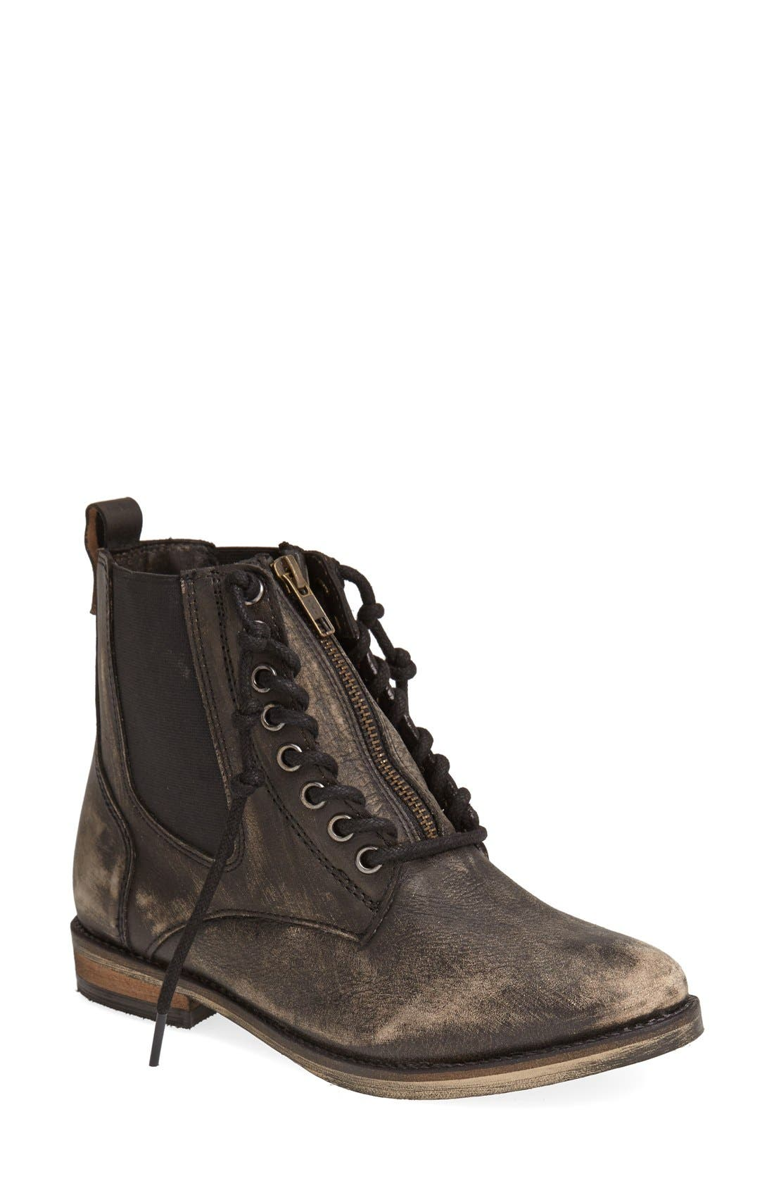 Alternate Image 1 Selected - Naughty Monkey Ankle Boot (Women)
