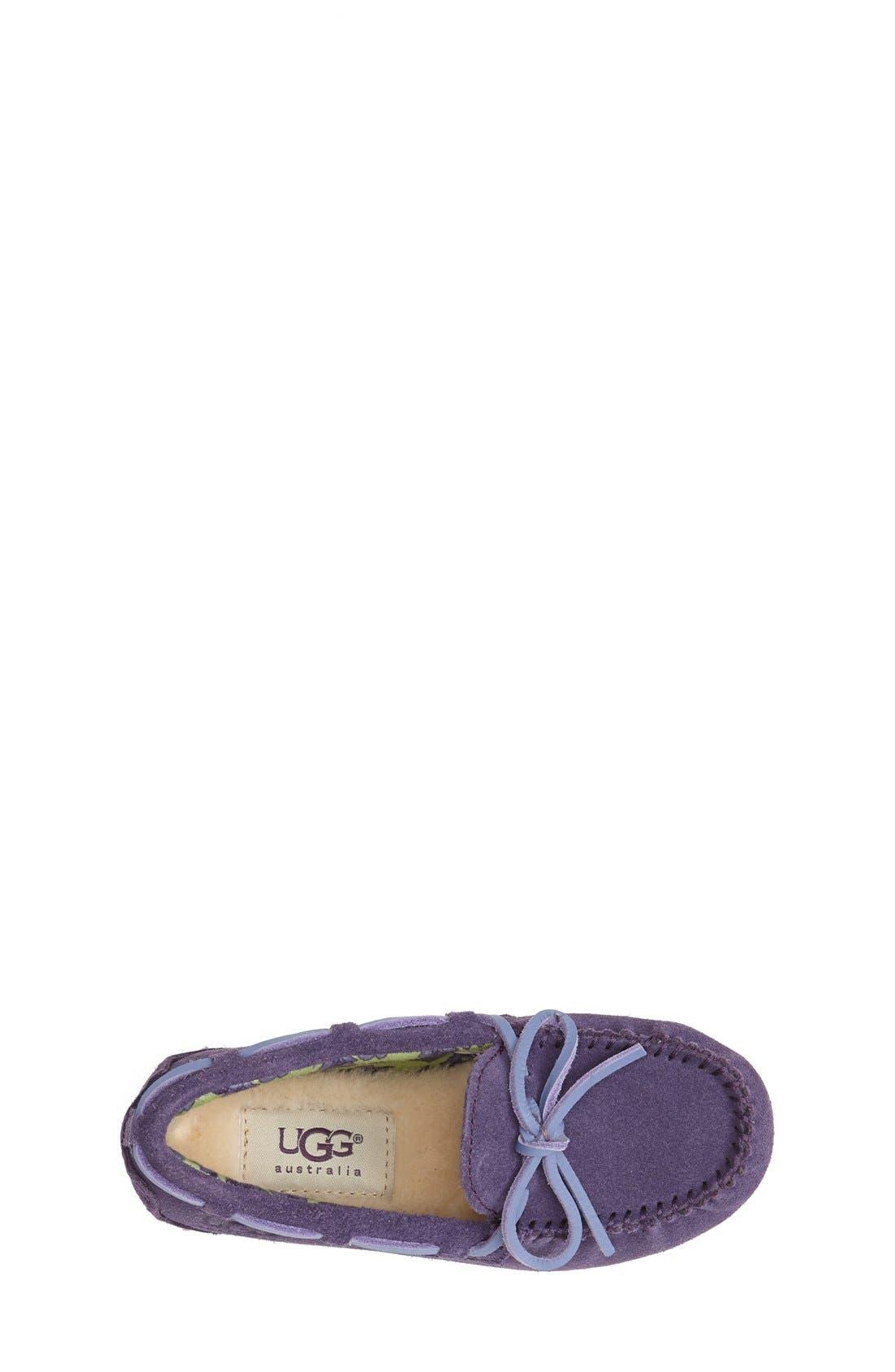 Alternate Image 3  - UGG® 'Ryder Rose' Slipper (Toddler, Little Kid & Big Kid)