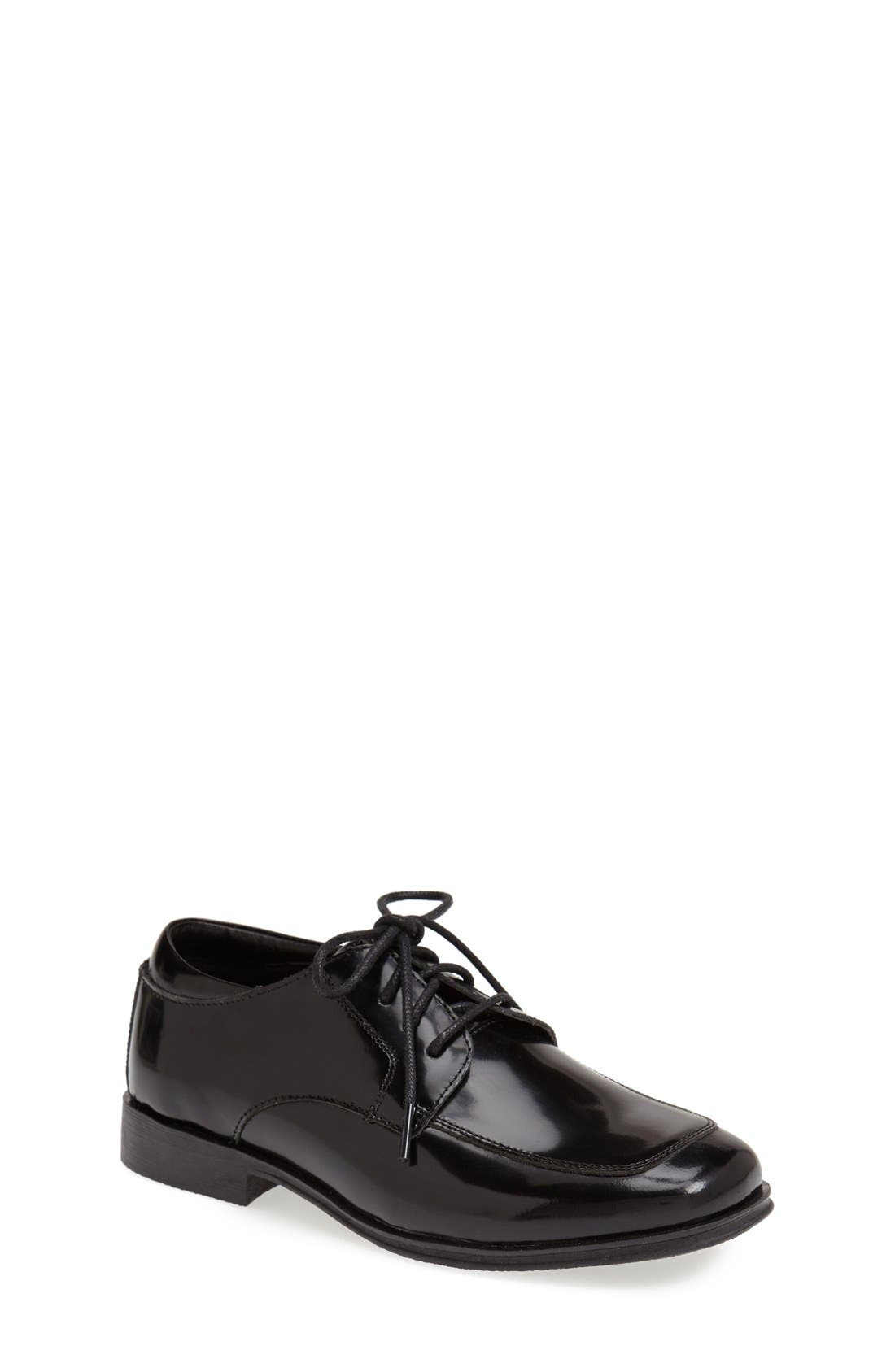 Kid Club Oxford,                             Main thumbnail 1, color,                             Black