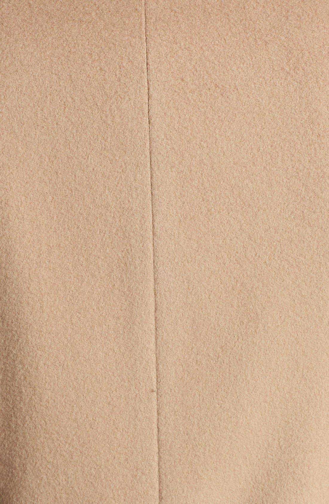 Alternate Image 4  - Fleurette Wool Peacoat (Nordstrom Exclusive)