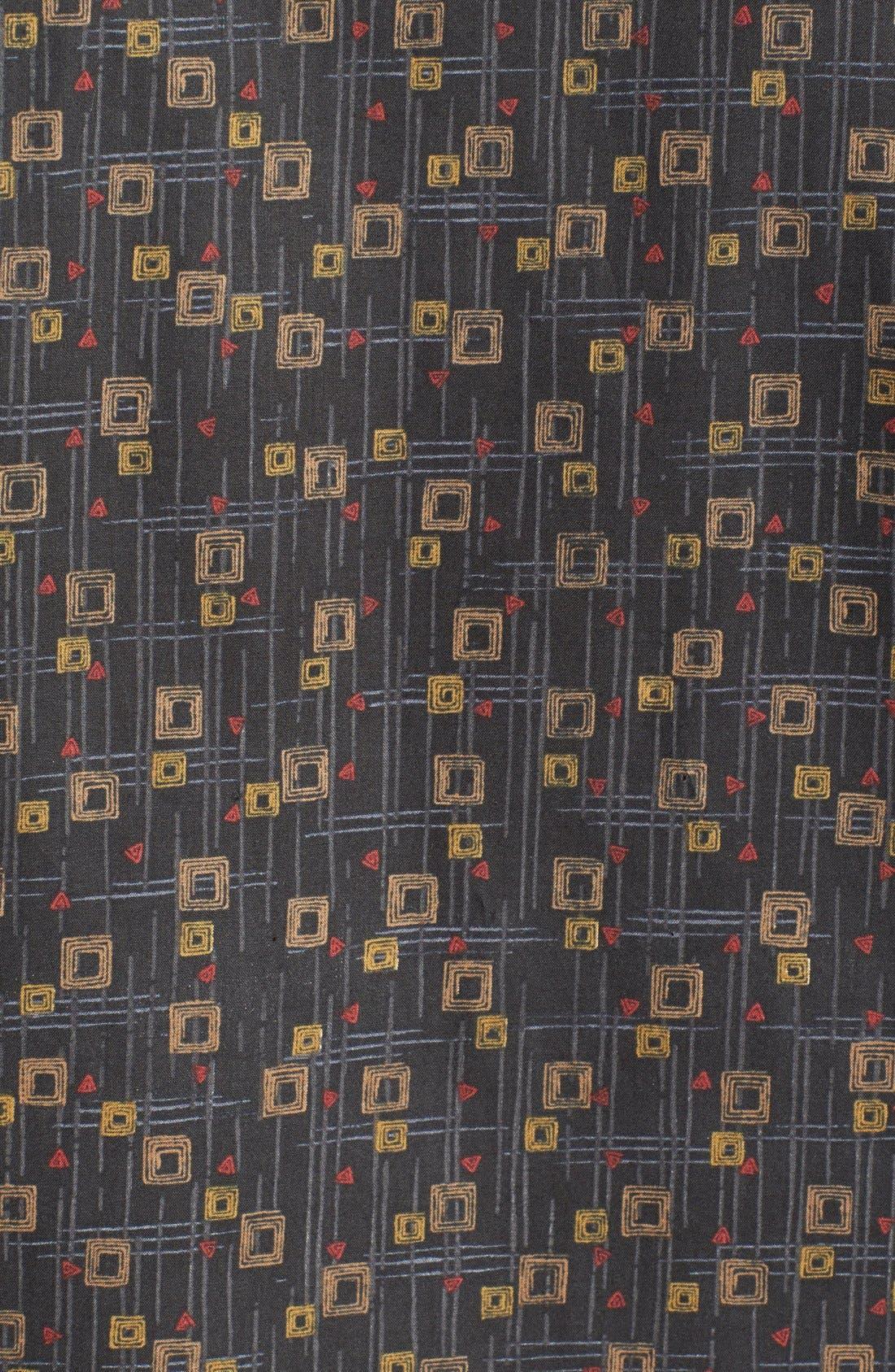 Alternate Image 3  - Tori Richard 'Squarely' Cotton Lawn Campshirt