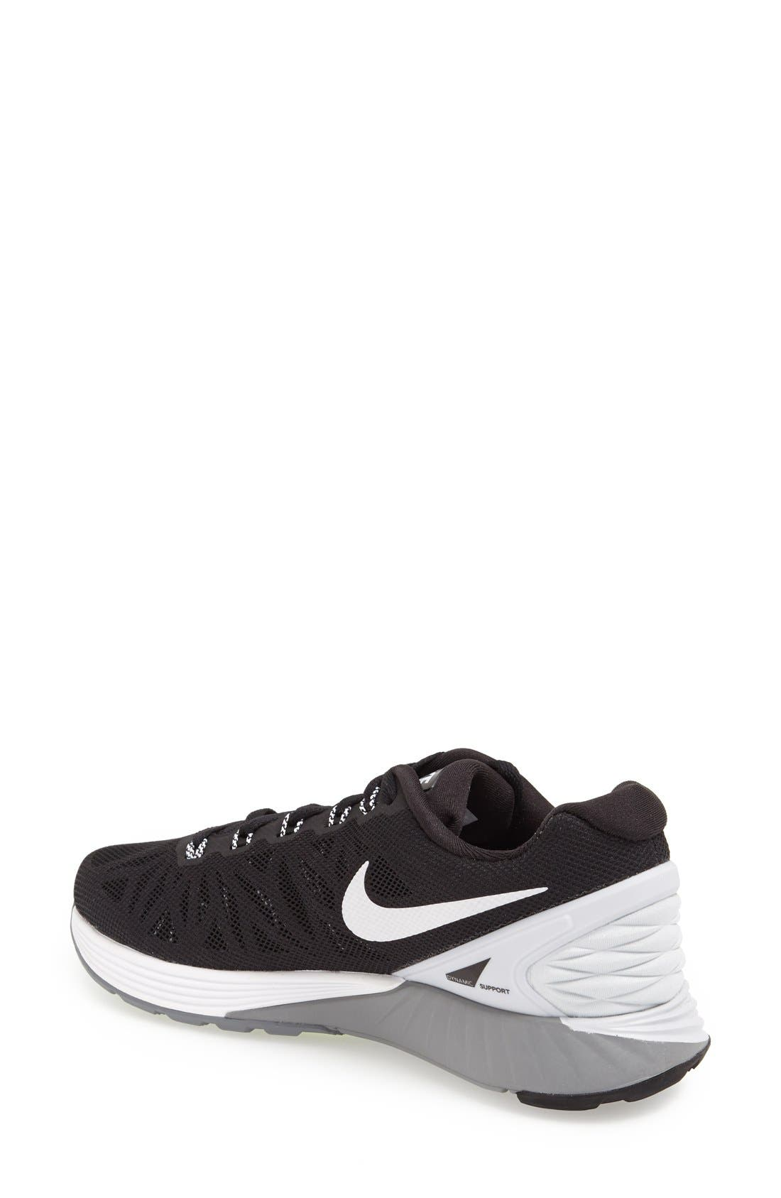 Alternate Image 2  - Nike 'Lunarglide 6' Running Shoe (Women)