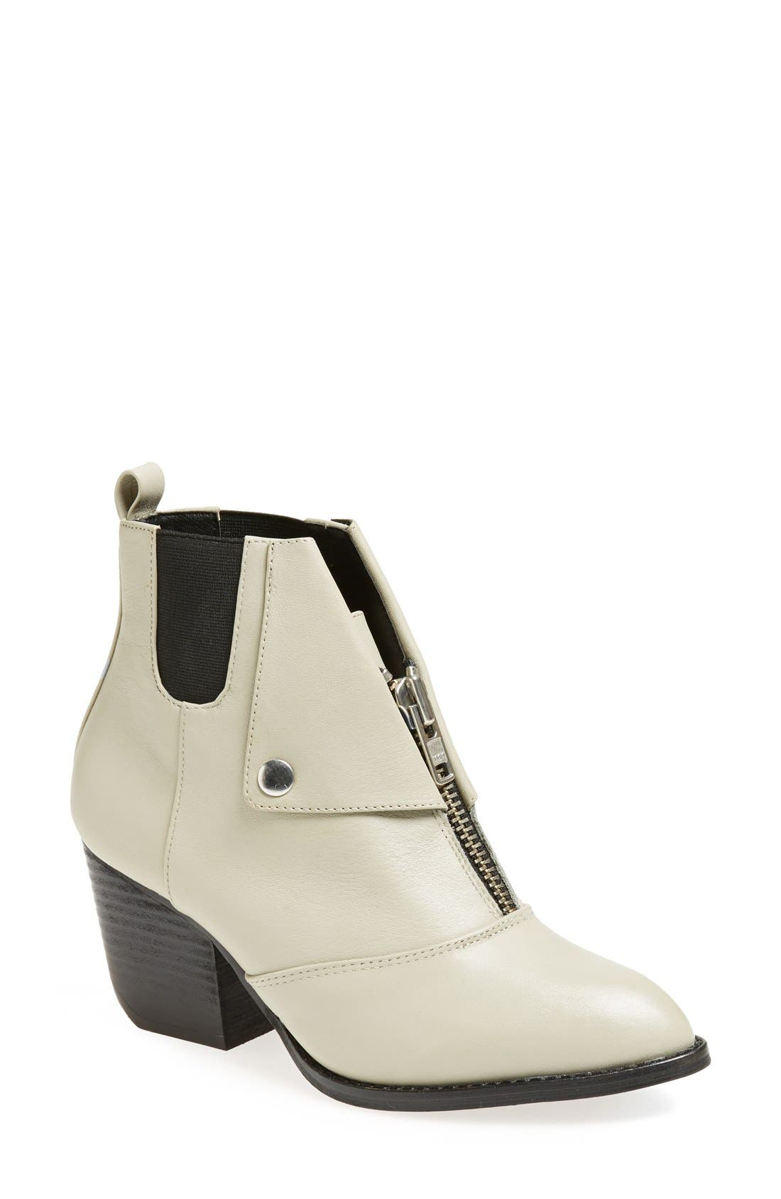 Alternate Image 1 Selected - Shellys London 'Scalone' Pointy Toe Bootie (Women)