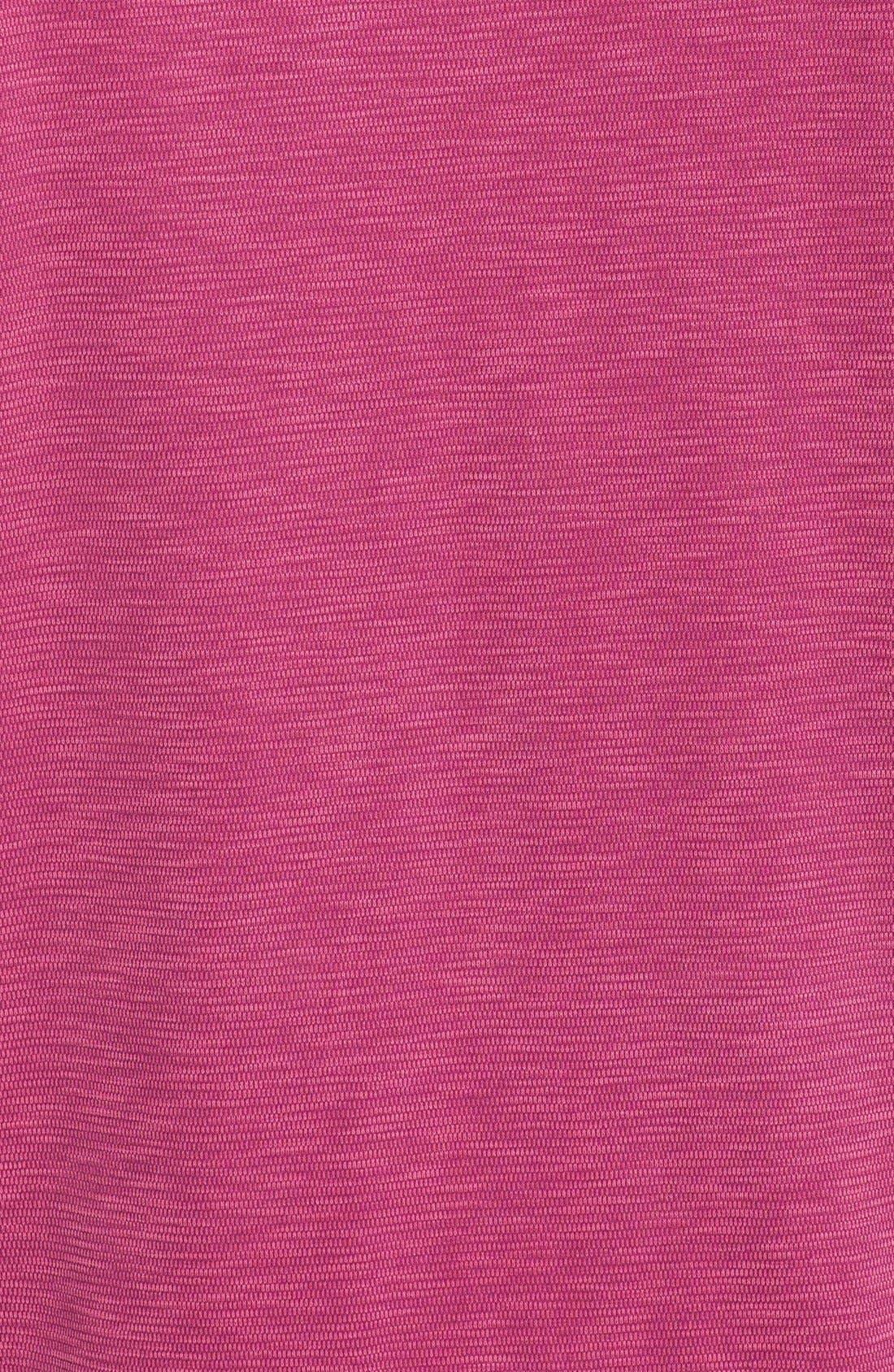 'Paradise Around' Crewneck T-Shirt,                             Alternate thumbnail 2, color,                             Wild Cherry