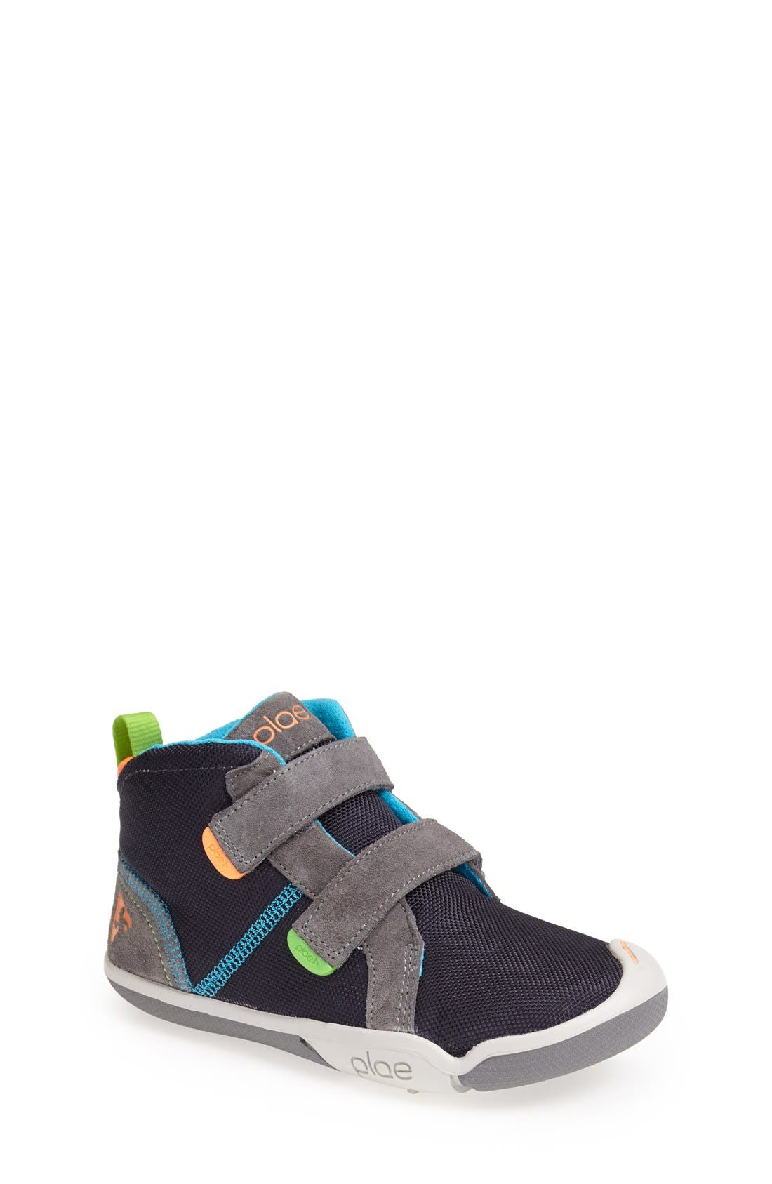 Alternate Image 1 Selected - PLAE 'Max' Customizable High Top Sneaker (Toddler & Little Kid)