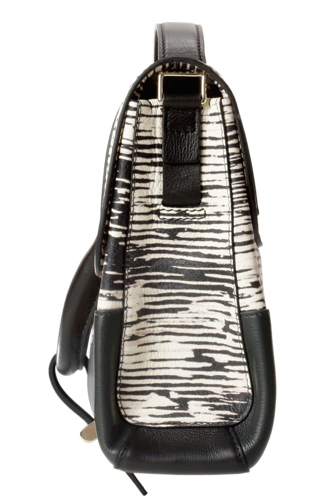 Alternate Image 2  - Jason Wu 'Hanne' Printed Calfskin Leather Messenger Bag