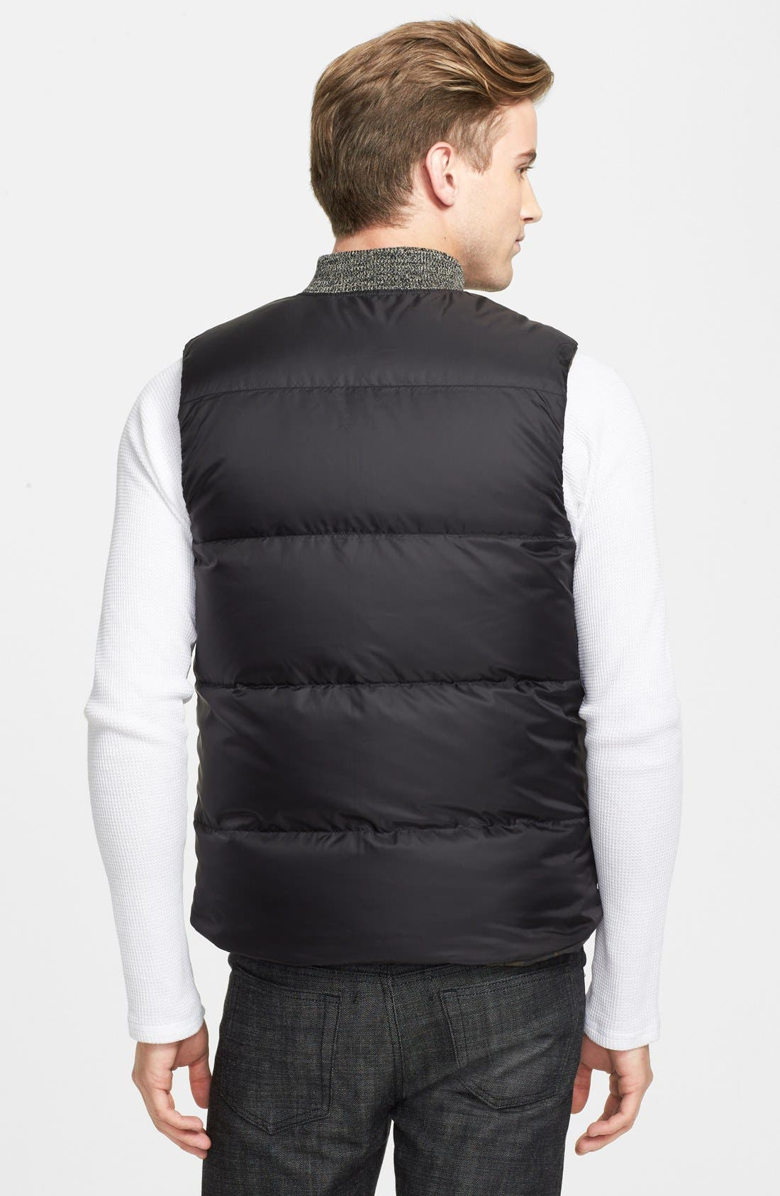 Alternate Image 5  - Jack Spade 'Dalton' Reversible Down Vest
