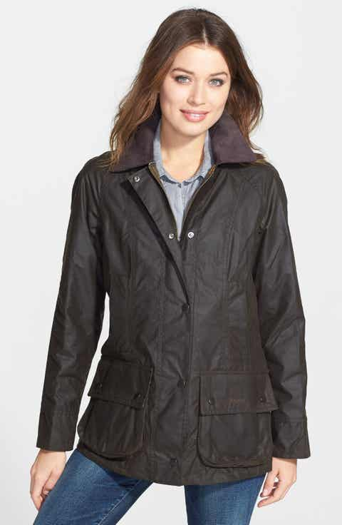 Women's Cotton Coats & Jackets | Nordstrom