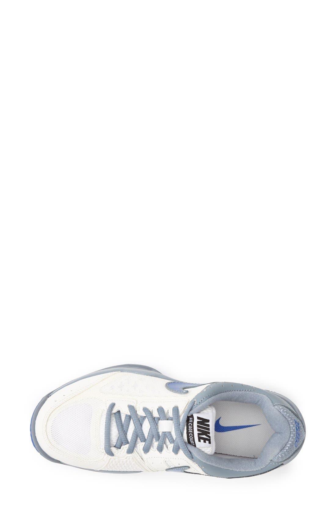 Alternate Image 3  - Nike 'Air Cage Court' Tennis Shoe (Women) (Regular Retail Price: $70.00)