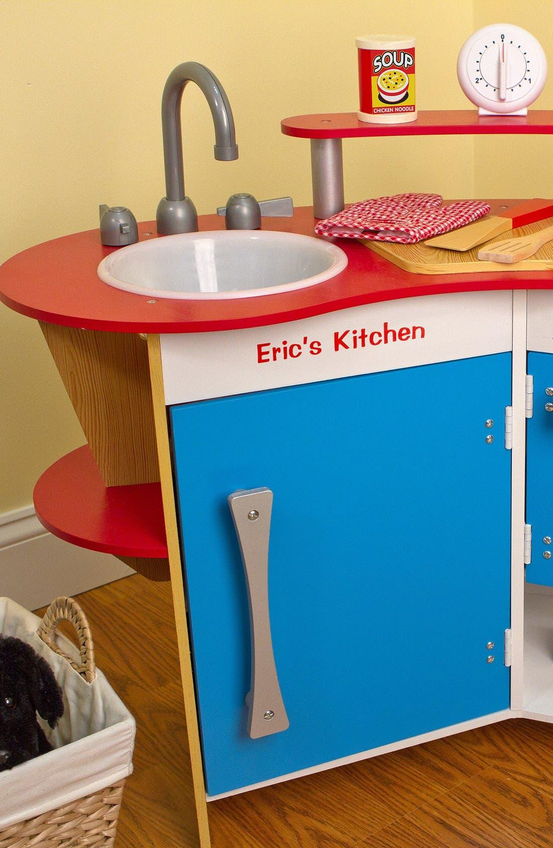 Melissa & Doug 'Cook's Corner' Personalized Kitchen