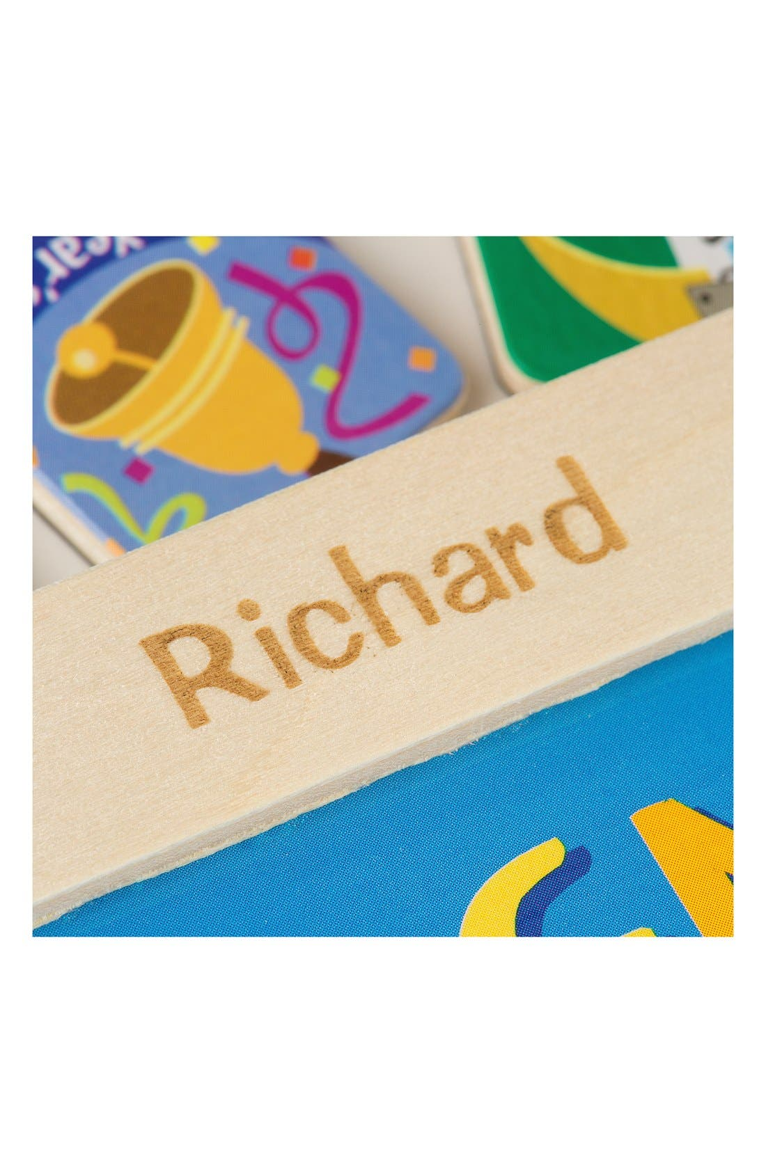 Alternate Image 2  - Melissa & Doug Personalized 'My Monthly Magnetic Calendar'