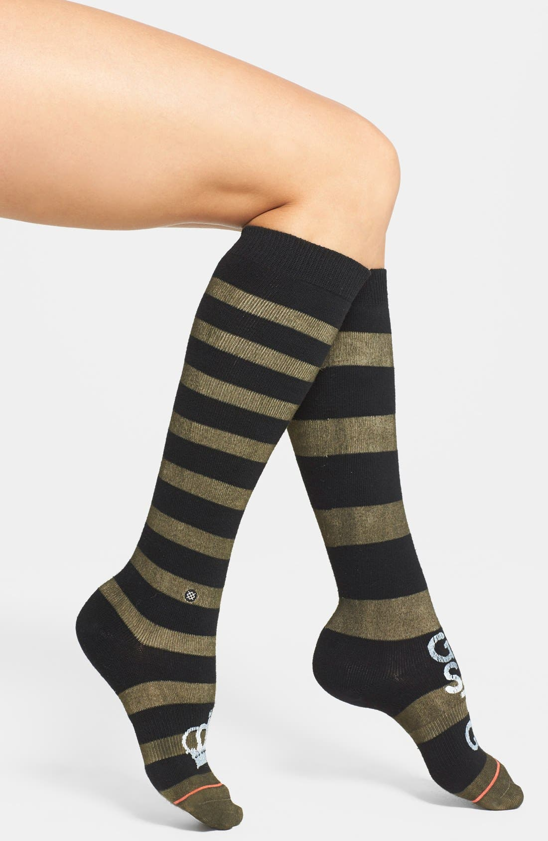 Alternate Image 2  - Stance 'Save the Queen' Boot Socks