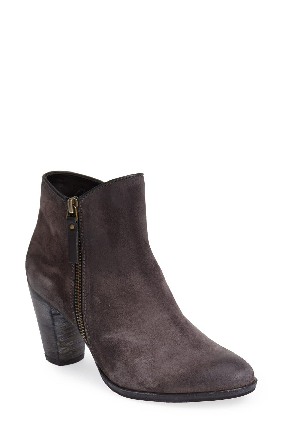 made by hand 'Snyder Rabat' Bootie,                         Main,                         color, Lavagna
