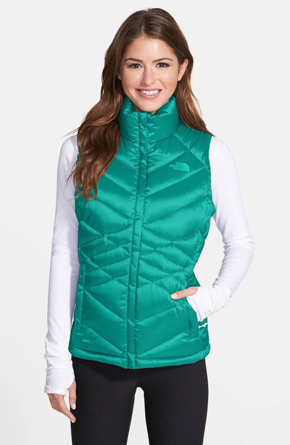 Alternate Image 1 Selected - The North Face 'Aconcagua' Down Vest