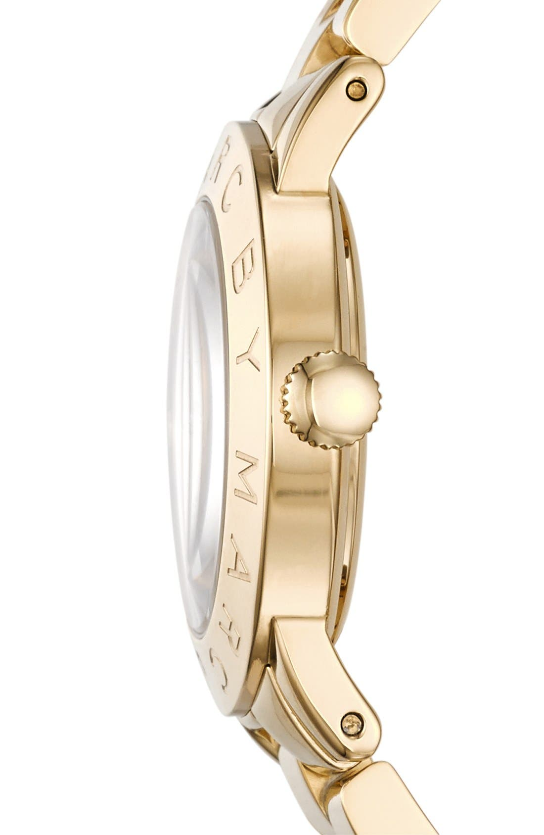 Alternate Image 3  - MARC JACOBS 'Amy' Bracelet Watch, 37mm
