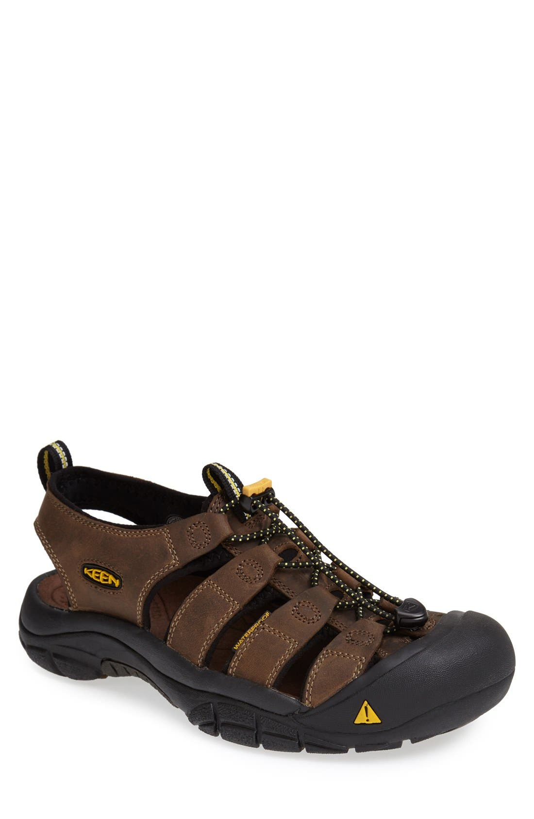 Alternate Image 1 Selected - Keen 'Newport' Sandal (Men)