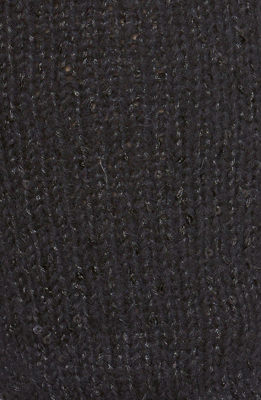Alternate Image 2  - DKNY Sequin Leg Warmers