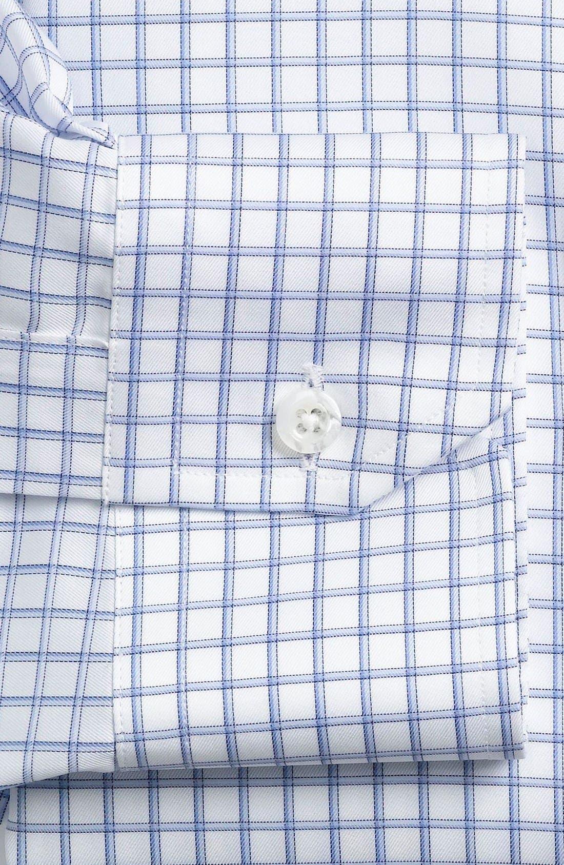 Alternate Image 2  - Robert Talbott Classic Fit Dress Shirt