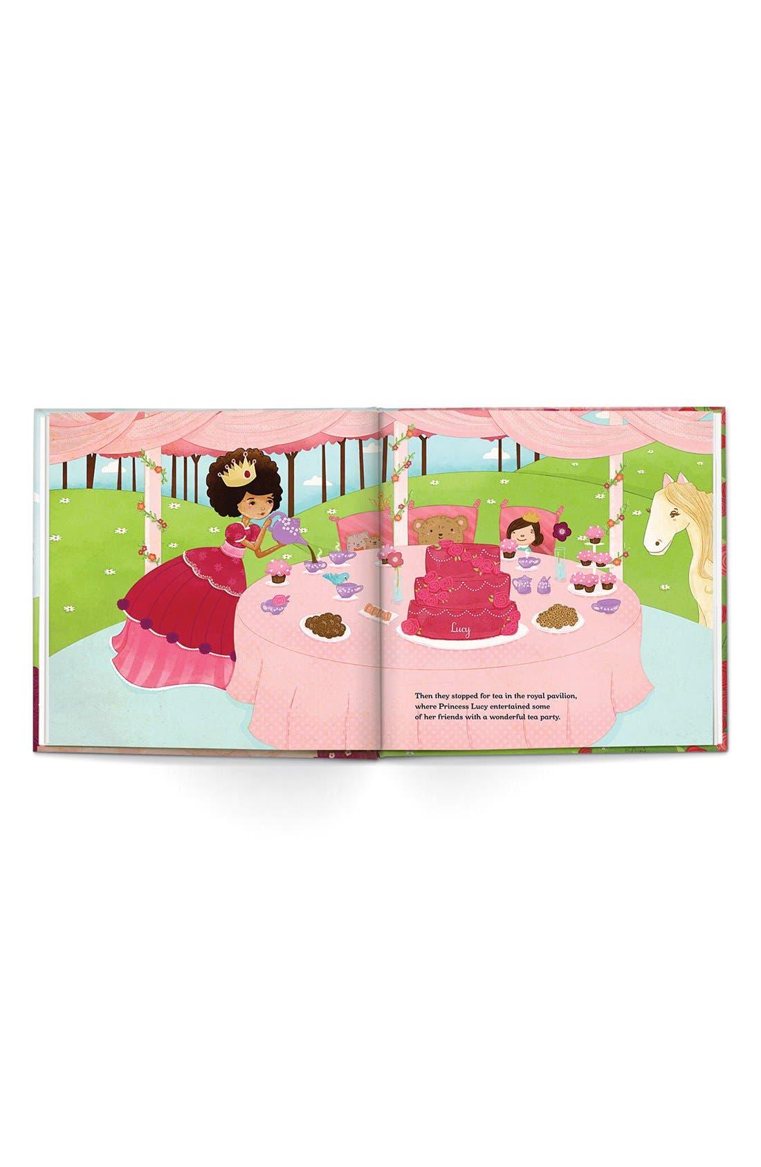 Alternate Image 3  - 'Princess' Personalized Book