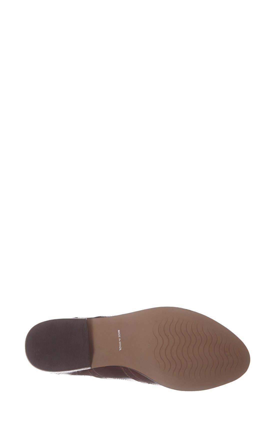 Alternate Image 4  - Matisse 'Rowan' Leather Bootie (Women)