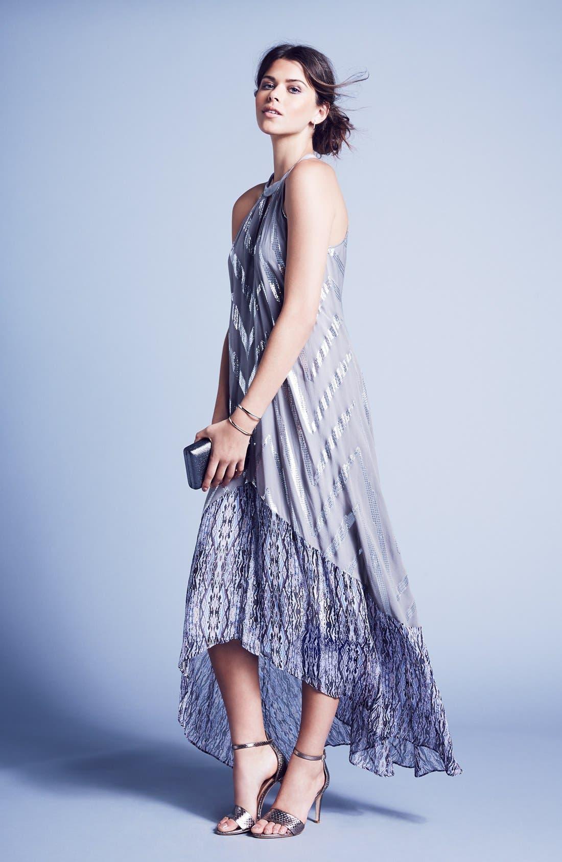 Alternate Image 4  - Ella Moss 'Renaissance' Maxi Dress