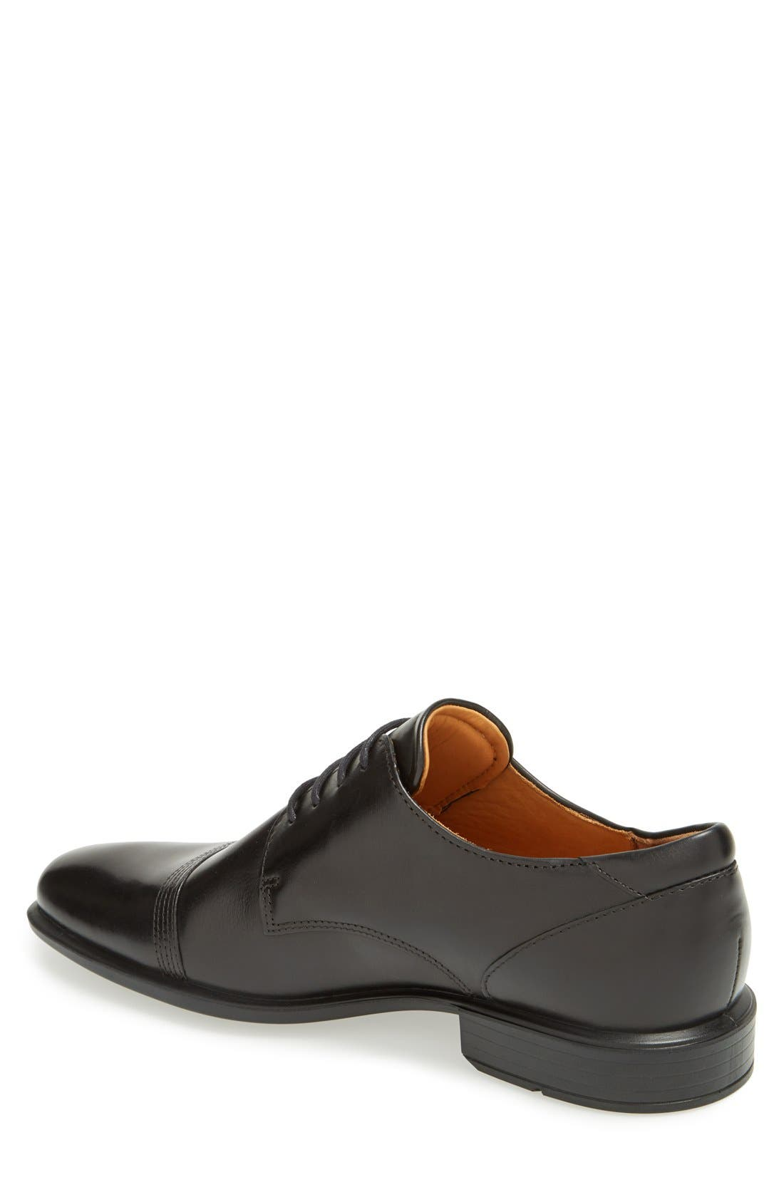 Alternate Image 2  - ECCO 'Cairo' Cap Toe Derby (Men)