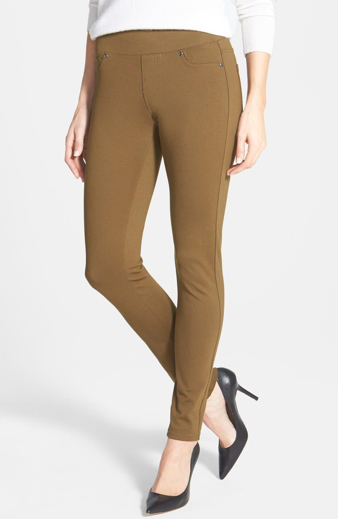 Alternate Image 1 Selected - Liverpool Jeans Company 'Sienna' Ponte Leggings