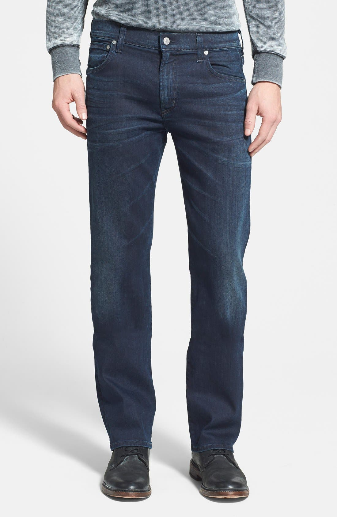 Citizens of Humanity 'Sid' Classic Straight Leg Jeans (Durant)
