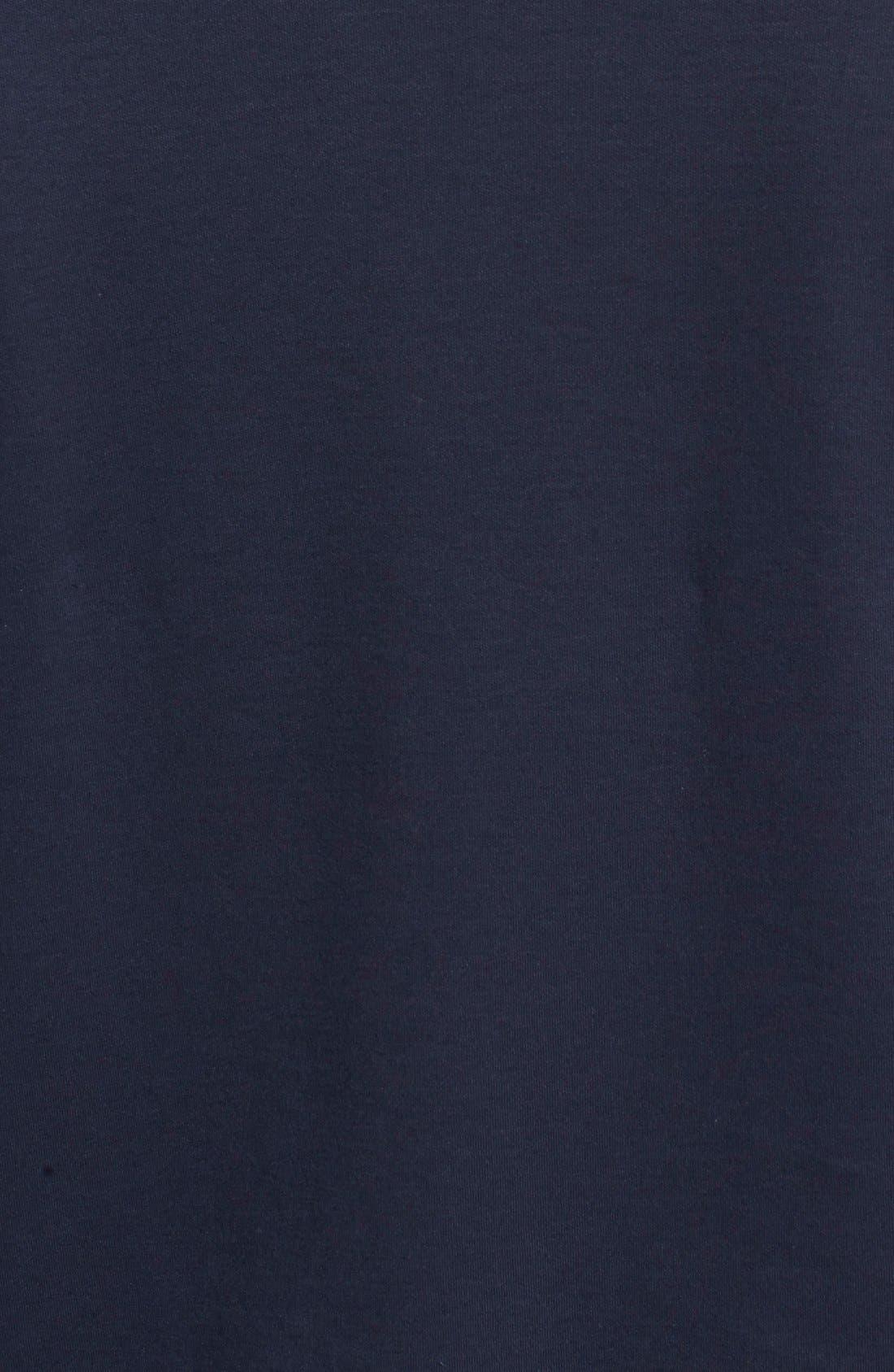 Alternate Image 3  - Cutter & Buck Belfair Quarter Zip Pullover