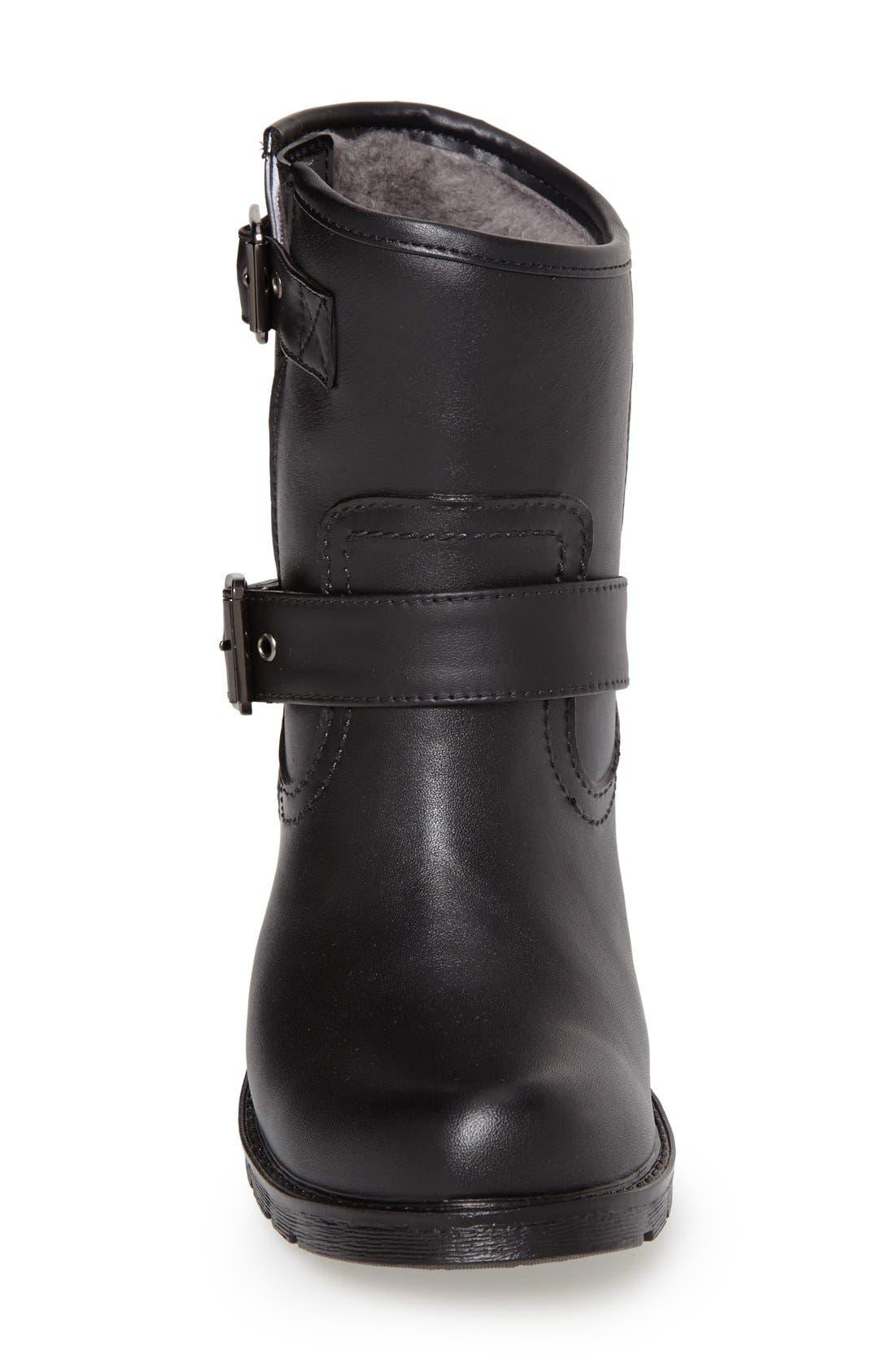 Alternate Image 3  - Jeffrey Campbell 'Doppler' Water Resistant Rain Boot (Women)