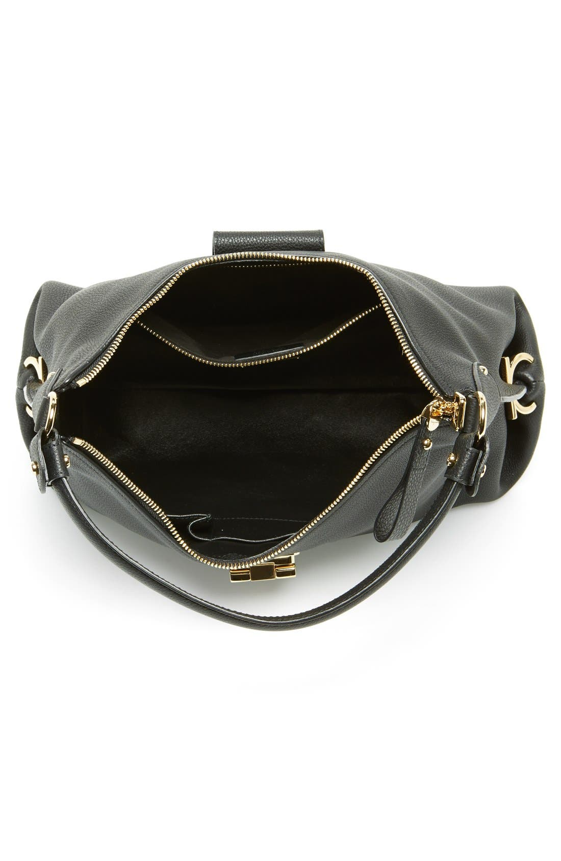 Alternate Image 2  - Salvatore Ferragamo Leather Hobo