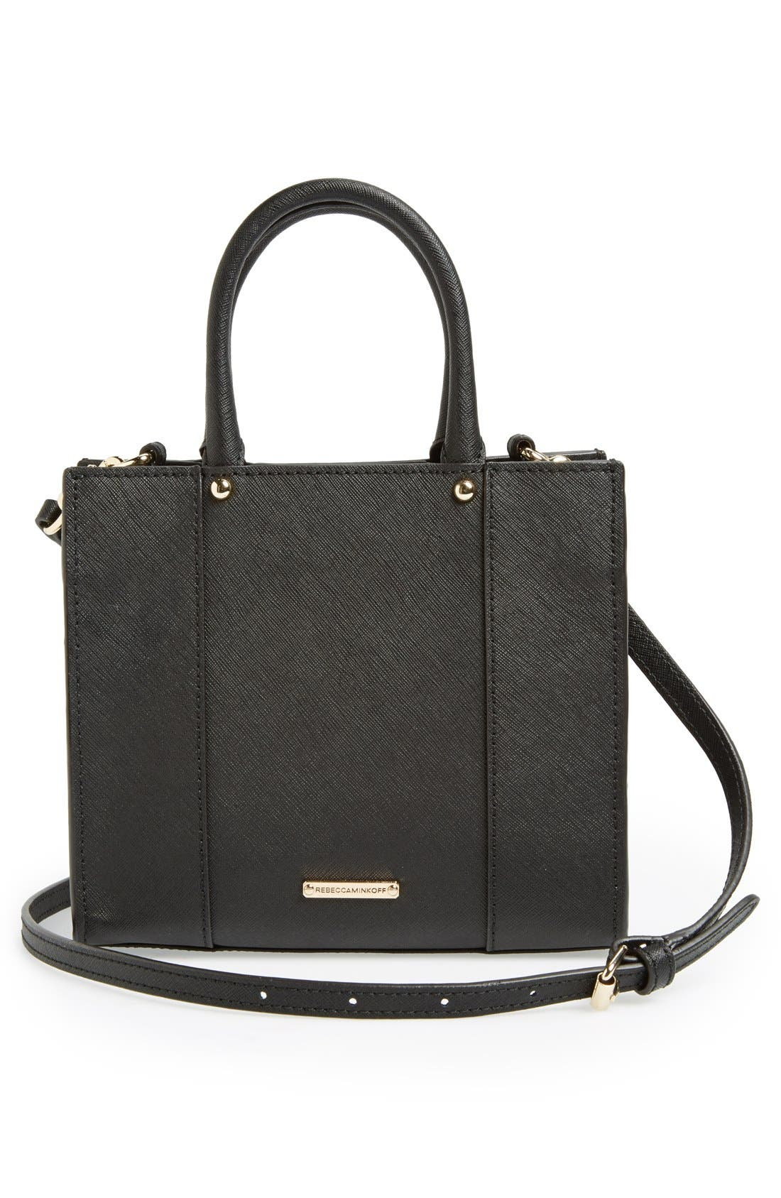 Alternate Image 4  - Rebecca Minkoff 'Mini MAB Tote' Crossbody Bag
