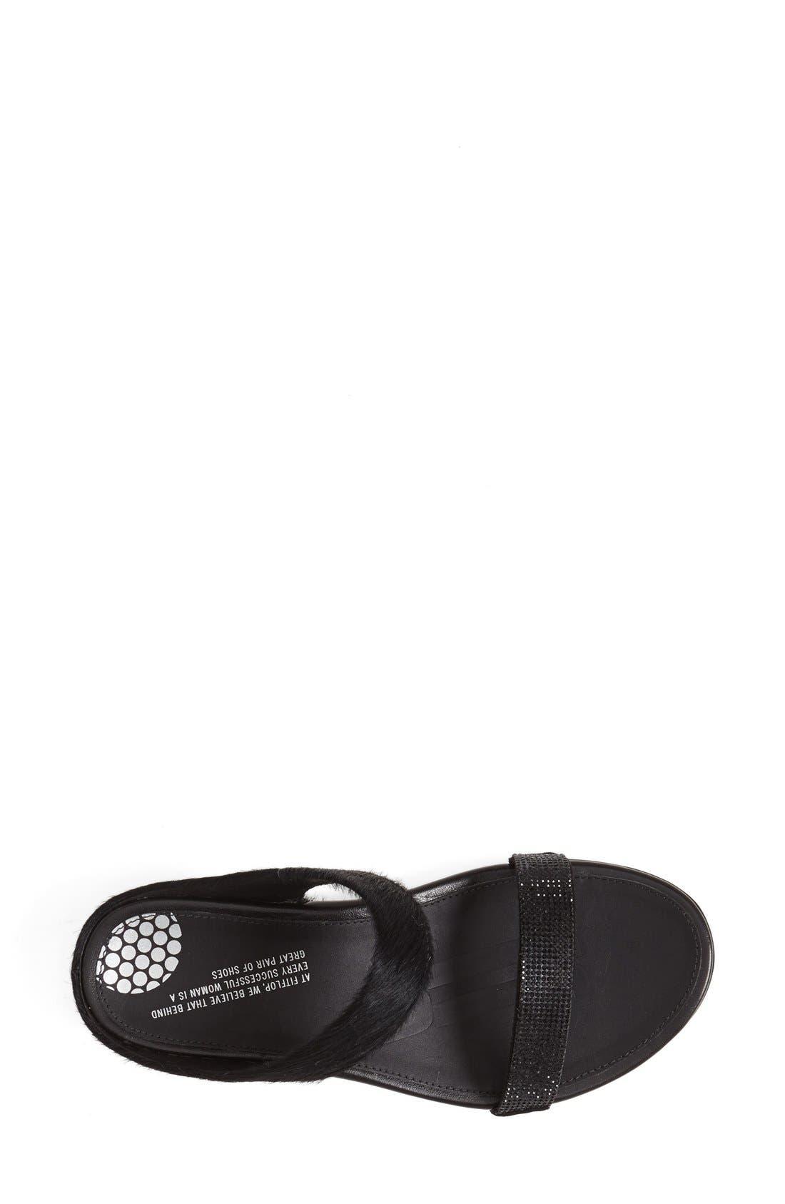 Alternate Image 3  - FitFlop™ 'Banda' Slide Sandal (Women)