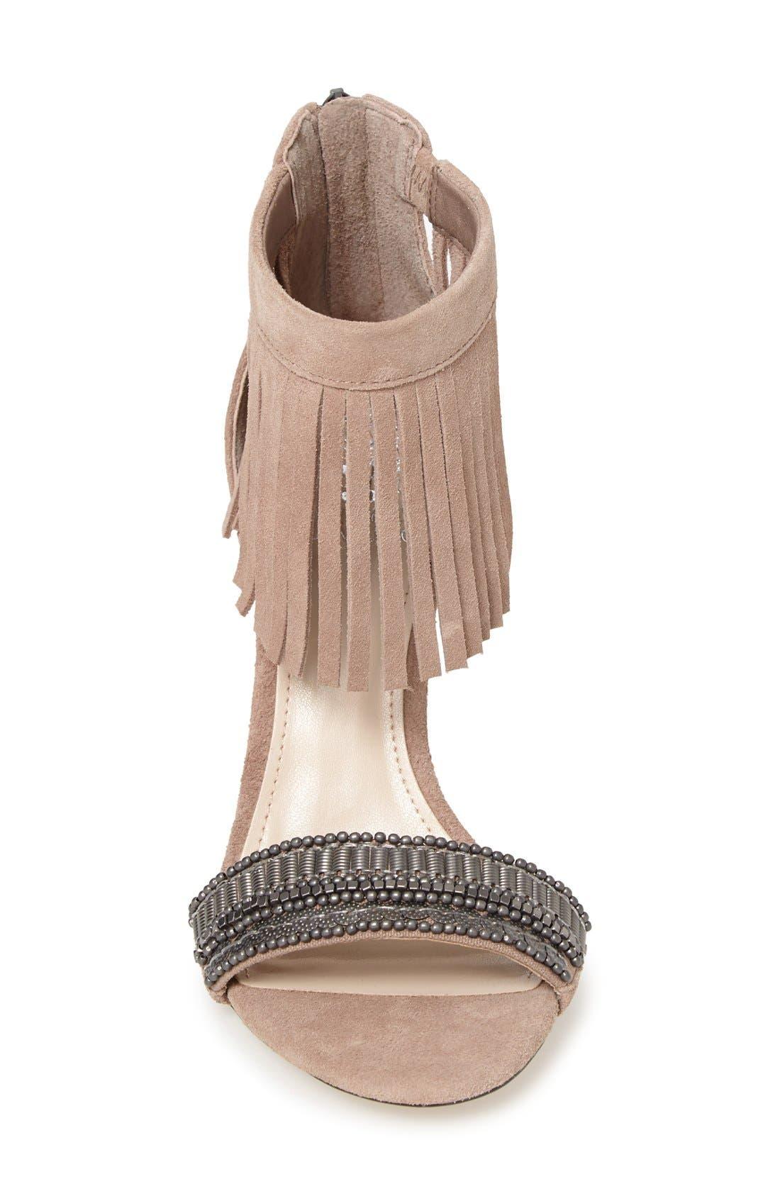 Alternate Image 3  - Vince Camuto 'Trumen' Fringe Sandal (Women)