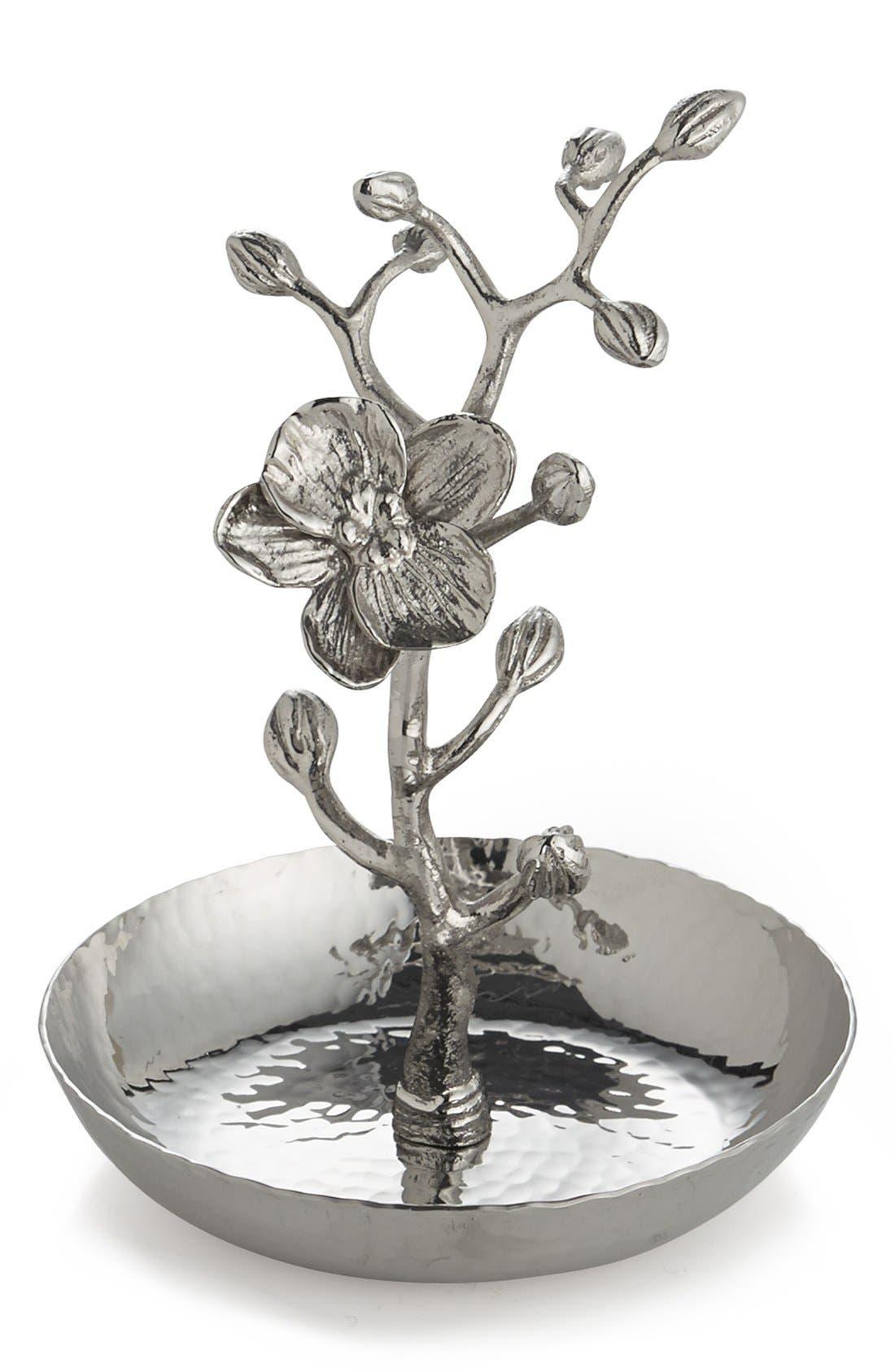 Michael Aram 'White Orchid' Ring Catch