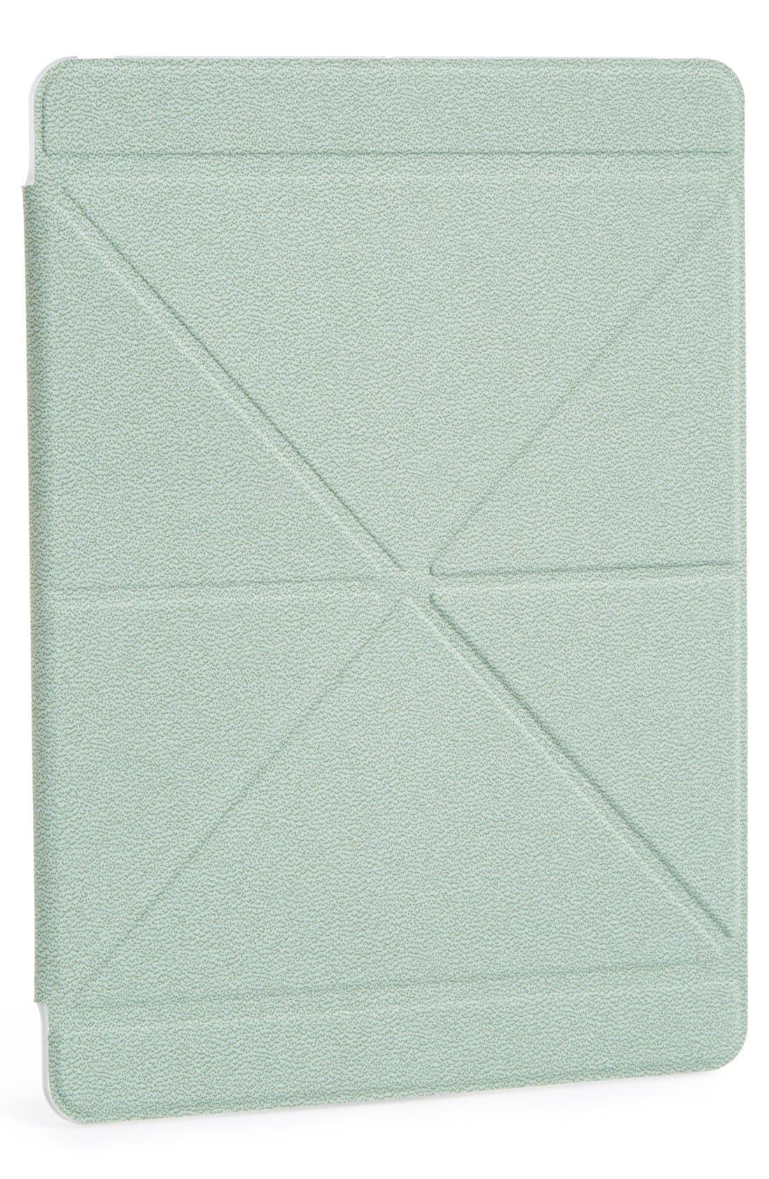 'VersaCover' iPad Air Cover,                             Main thumbnail 1, color,                             Green