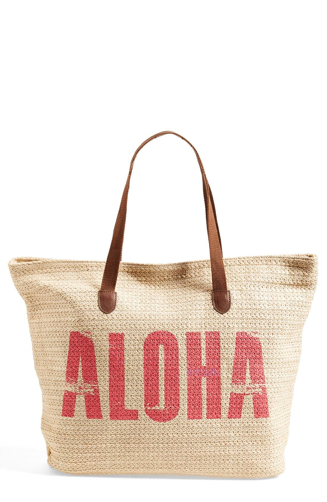 Alternate Image 1 Selected - Rip Curl 'Aloha' Beach Bag