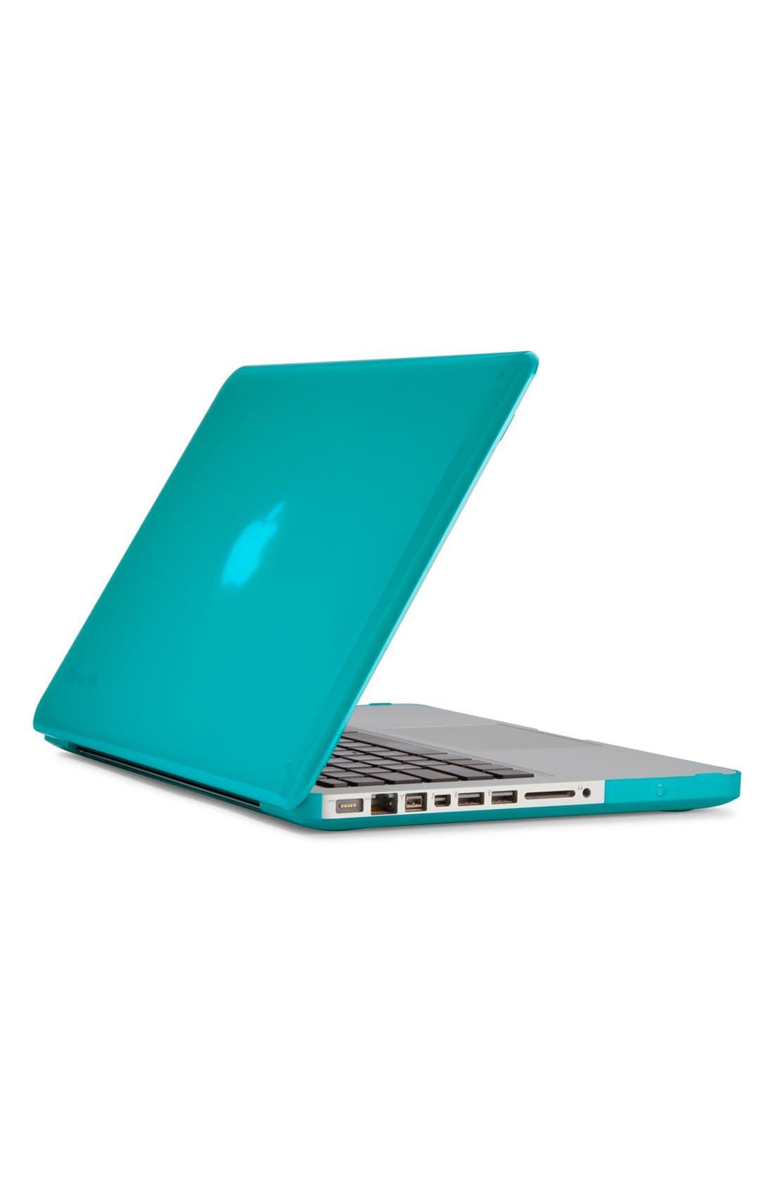 Alternate Image 1 Selected - Speck 'SeeThru - Satin' Snap On MacBook Pro Laptop Case (13 Inch)