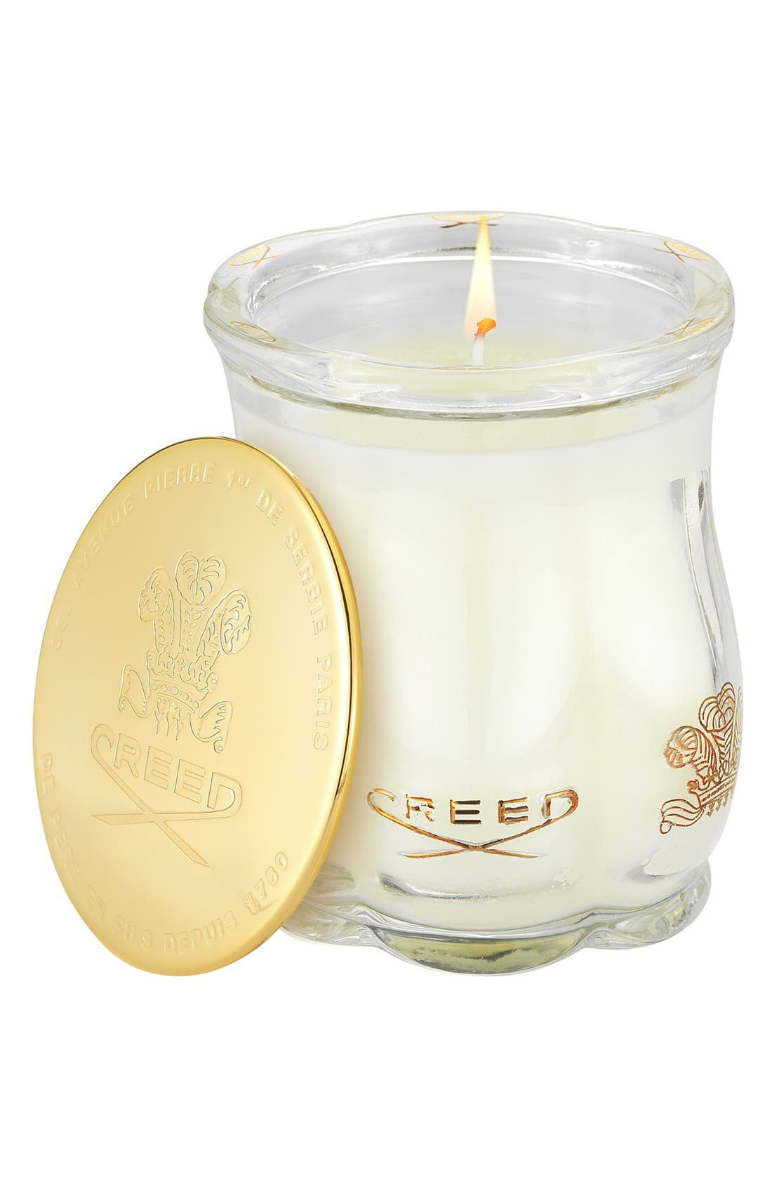 Main Image - Creed 'Spring Flower' Beeswax Candle